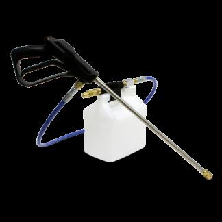 Penguin inline sprayer, main view